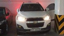 Bán ô tô Chevrolet Captiva đời 2015, màu trắng