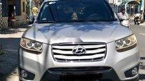 Bán Hyundai Santa Fe sản xuất năm 2009, màu bạc, xe nhập, giá tốt