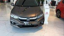 Cần bán Honda City CVT 2019, màu xám