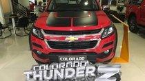 Bán Chevrolet Colorado sản xuất 2018, màu đỏ, nhập khẩu