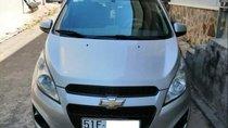 Bán ô tô Chevrolet Spark 1.2 LS 2016, màu bạc