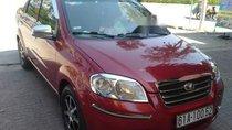 Cần bán lại xe Daewoo Gentra năm sản xuất 2007, màu đỏ