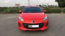 Bán xe Mazda 3 1.5 AT sản xuất 2014, màu đỏ chính chủ, giá chỉ 479 triệu