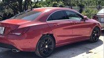 Bán Mercedes C200 sản xuất 2014, màu đỏ như mới, 900 triệu
