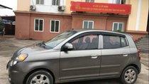 Cần bán xe Kia Morning năm 2009, màu xám, nhập khẩu