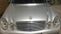 Bán Mercedes E200K đời 2005, màu bạc, xe nhập