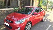 Bán Hyundai Accent năm sản xuất 2011, màu đỏ, xe nhập, giá chỉ 375 triệu