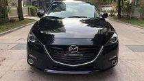 Cần bán xe Mazda 3 2.0 2015, màu đen số tự động, 586 triệu