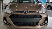 Bán Hyundai Grand i10 sản xuất 2019, màu nâu giá cạnh tranh