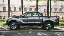 Cần bán Mazda BT 50 sản xuất 2018, màu xám