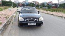 Cần bán Daewoo Nubira đời 2003, màu đen như mới