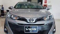 Bán ô tô Toyota Vios G 2019, màu xám, 606tr