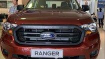 Bán xe Ford Ranger XL sản xuất 2018, màu đỏ, nhập khẩu, giá chỉ 605 triệu