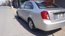 Bán ô tô Daewoo Lacetti đời 2007, màu bạc xe gia đình