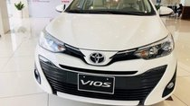 Bán xe Toyota Vios năm 2019, màu trắng, giá chỉ 511 triệu