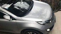 Cần bán Kia Sportage sản xuất năm 2011, màu bạc