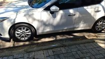Cần bán lại xe Mazda 3 năm 2017, màu trắng giá cạnh tranh