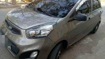 Cần bán xe Kia Morning 1.0 MT sản xuất năm 2012, màu bạc