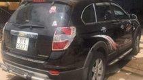 Cần bán Chevrolet Captiva đời 2008, màu đen số tự động, 340 triệu