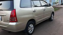 Cần bán gấp Toyota Innova G năm 2006, xe nhập, giá cạnh tranh