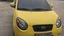 Xe Kia Morning 1.0 AT đời 2008, màu vàng, 230 triệu
