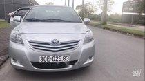 Bán Toyota Vios sản xuất năm 2010, màu bạc, 255 triệu