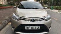 Cần bán Toyota Vios 1.5 MT sản xuất năm 2017