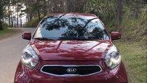 Cần bán xe Kia Morning Si 1.25 AT sản xuất năm 2016, màu đỏ, 355 triệu