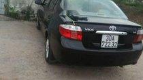 Bán Toyota Vios G năm 2007, màu đen chính chủ giá cạnh tranh