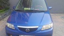 Cần bán xe Mazda Premacy 1.8 AT năm 2003, màu xanh lam