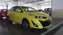 Cần bán xe Toyota Yaris 1.5G 2019 đủ màu giao ngay đời 2019, nhập khẩu, 650 triệu