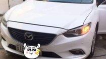 Bán xe Mazda 6 2.0 AT năm 2015, màu trắng