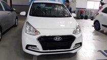 Cần bán Hyundai Grand i10 năm 2019, màu bạc, 325tr