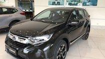 Bán ô tô Honda CR V đời 2018, màu đen, nhập khẩu