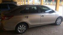 Bán lại xe Toyota Vios năm sản xuất 2015, màu bạc, nhập khẩu