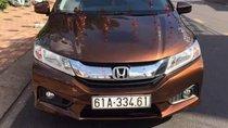 Bán ô tô Honda City CVT năm 2016, xe gia đình giá cạnh tranh