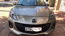 Bán xe Mazda 3 S năm sản xuất 2013, màu xám