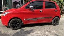 Cần bán Chevrolet Spark Lite năm 2011, màu đỏ, giá tốt