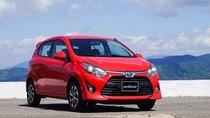 Bán Toyota Wigo 2019, màu đỏ, nhập khẩu