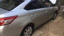 Bán Toyota Vios đời 2017, màu bạc, giá 465tr