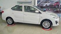 Bán Mitsubishi Attrage MT Eco đời 2018, màu trắng, nhập khẩu Thái