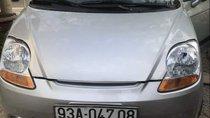 Bán ô tô Chevrolet Spark năm 2009, màu bạc, nhập khẩu, giá tốt
