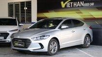 Bán ô tô Hyundai Elantra GLS 1.6AT đời 2018, màu bạc