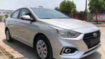 Bán ô tô Hyundai Accent 1.4 MT Base sản xuất 2019, màu bạc, mới 100%