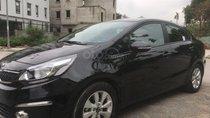 Bán Kia Rio 1.4 AT đời 2015, màu đen, xe nhập