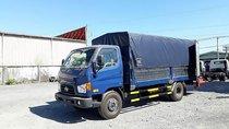 Bán xe Hyundai Mighty 110S 6.9 tấn 2016, thùng mui
