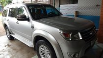 Gia đình cần bán xe Ford Everest Sx 2009, xe chính chủ, không lỗi lầm