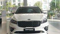 Cần bán Kia Sedona Platinum D đời 2019, màu trắng, mới 100%