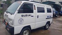 Cần bán gấp Suzuki Super Carry Van đời 2009, màu trắng, xe đẹp