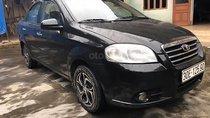 Bán Daewoo Gentra màu đen, đời 2009, xe tư nhân, máy móc êm